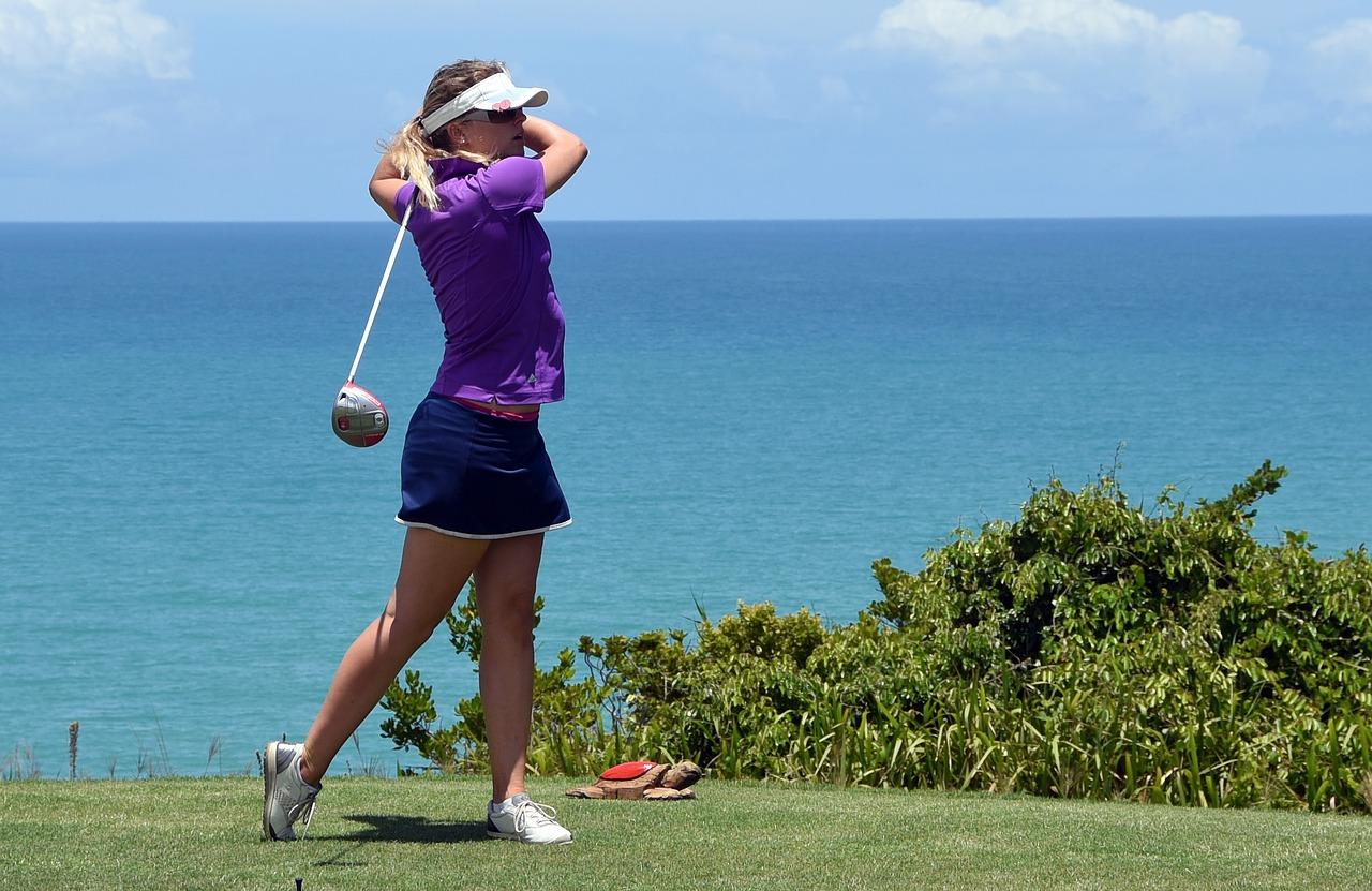 Le golf se pratique aisément pour tous