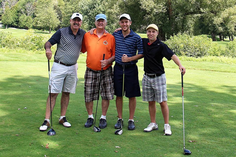 Le golf est-il vraiment réservé aux seniors?