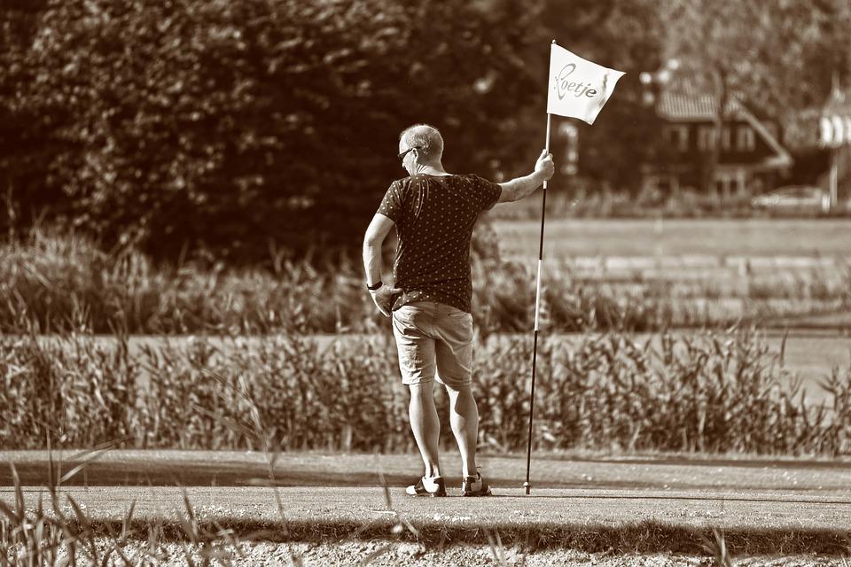 golf senior